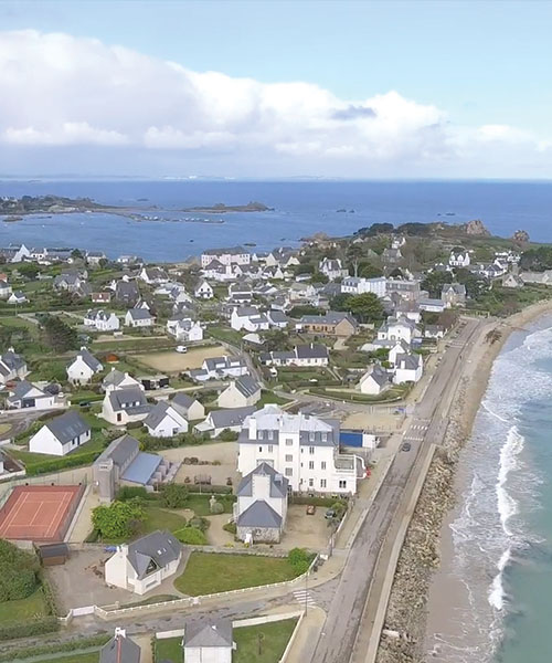 Réservation appartement pour séjour en vacances en Finistere Bretagne